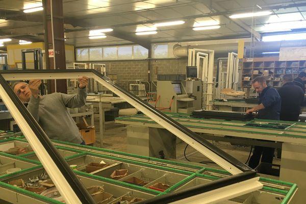 Les menuiseries Grégoire sont spécialisées dans la production de portes et de fenêtres.