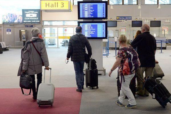 Deux syndicats de pilotes appellent à la grève les 2 et 3 décembre, ici, l'aéroport de Marseille Provence.