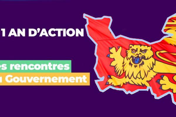Bilan d'un an de gouvernance Macron-Philippe en Normandie