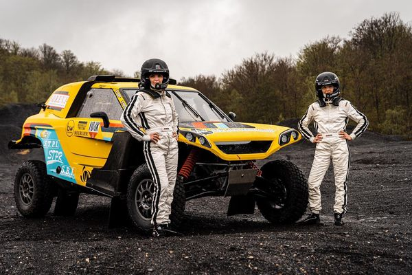 Les deux équipages Haut-Saônois embarqueront à bord de véhicules Tout-terrain, spécialement conçus pour le rallye