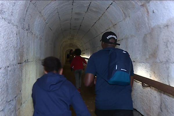 Citadelle de Besançon : dans les souterrains secrets
