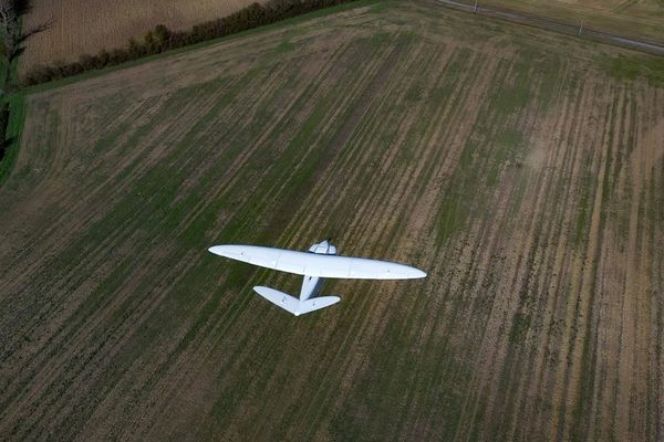 Le drone DT26 de l'entreprise toulousaine a été modifié pour pouvoir stocker de l'hydrogène. Il s'agit du drone sur lequel travaillent les équipes de l'école Isae-Supaero.