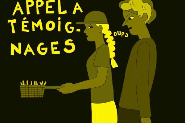 Un appel à témoignages est lancé à Grenoble pour la réalisation de 6 courts-métrages animés sur les violences sexistes et sexuelles