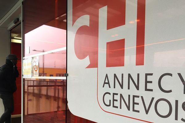 Lundi 2 mars, 24 personnes au total sont hospitalisées à Annecy en raison du coronavirus covid 19