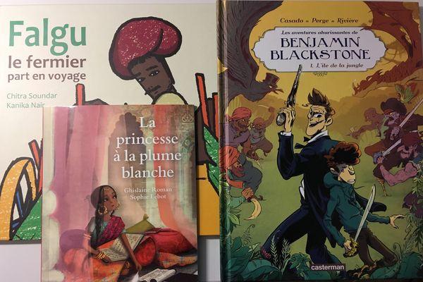 des livres pour voyager en Inde