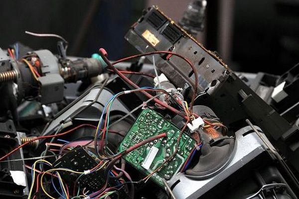 Déchets électriques et électroniques