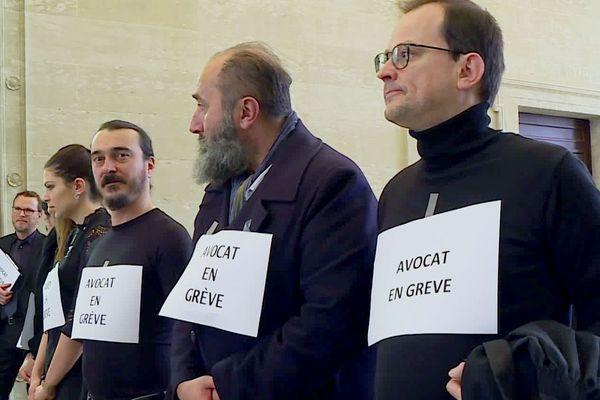 Ce 11 février 2020, les avocats de Périgueux ont décidé de reconduire une grève totale et illimitée débutée depuis plusieurs jours