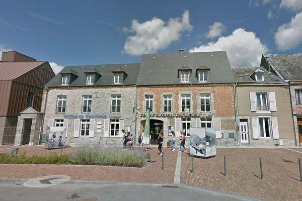 Le centre euopéen des métiers d'art va fermer le 30 septembre à Givet.