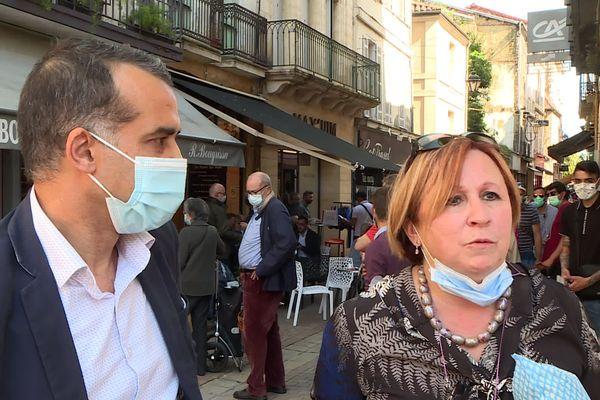 Selon Les Républicains de Bergerac, Muriel Gervaux-Boissière serait à l'origine de publications injurieuses à leur égard