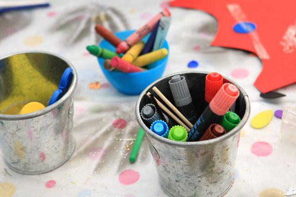 Les enfants ont jusqu'au 15 juillet pour dessiner et envoyer leur proposition d'aire de jeux.