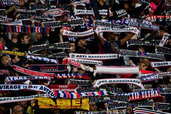 Les supporters du PSG à nouveau privés de déplacement à Marseille