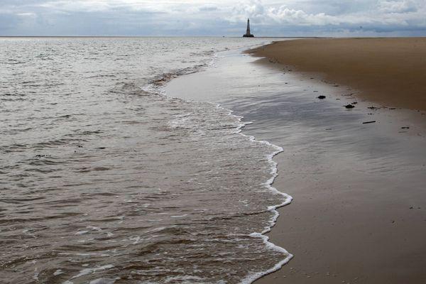 L'Estuaire de la Gironde et le phare de Cordouan