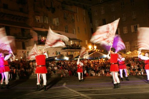 A Notte di a Memoria, la relève des gouverneurs à Bastia (Illustration)