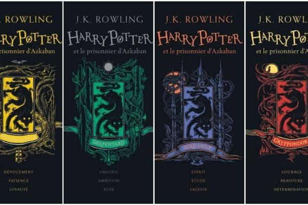 Chaque année, quatre nouvelles éditions (une par maison) sont proposées pour un tome de Harry Potter (le tome 3 en 2020).