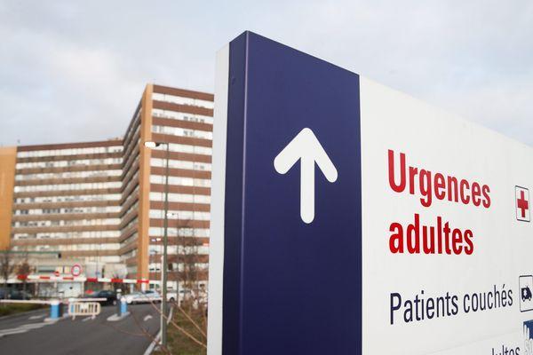 L'hôpital de Strasbourg-Hautepierre