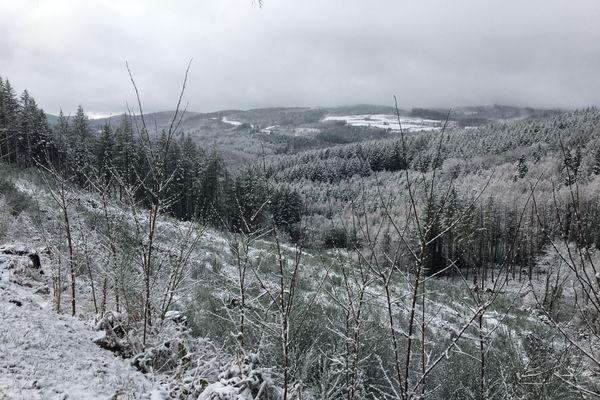 Le plateau de Millevaches métamorphosé.