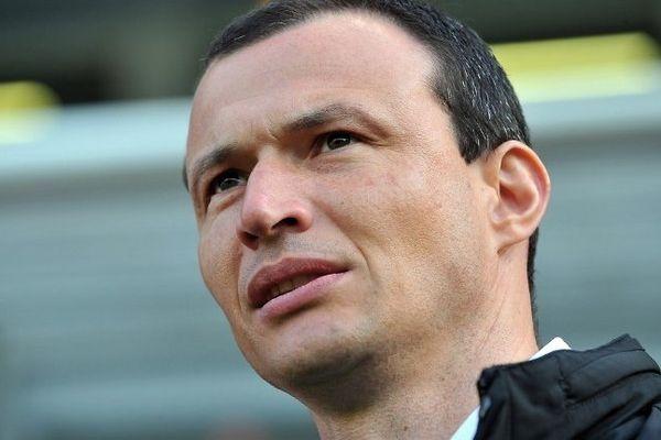 Laurent Guyot a entraîné Sedan pendant deux saisons.
