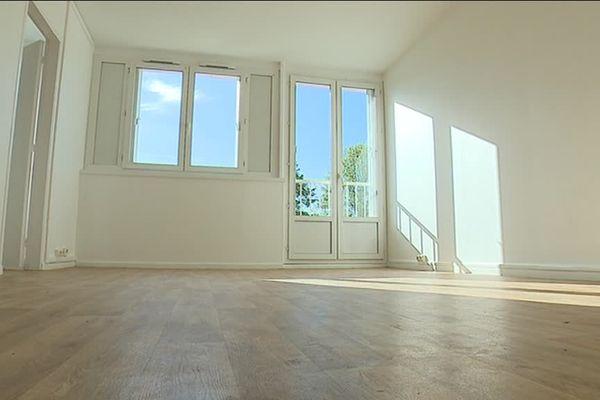 Au Clos des Roses, les appartements ont été rénovés du sol au plafond.