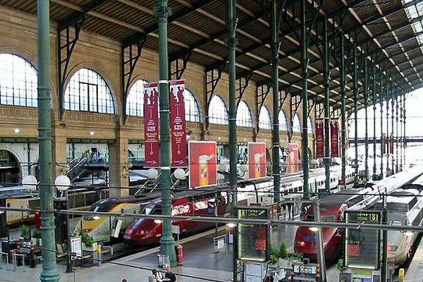 Les quatre femmes et l'homme travaillaient gare du Nord comme agents d'entretien d'une société sous-traitante de la SNCF