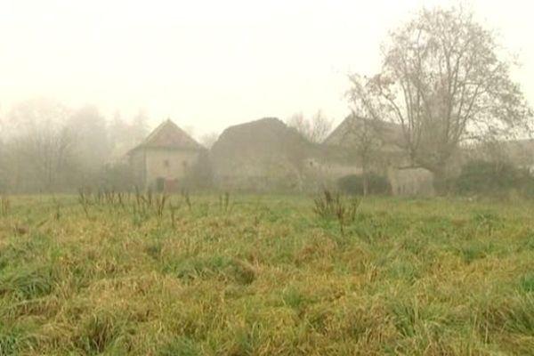 La ferme rachetée par la commune de Massongy en Haute-Savoie
