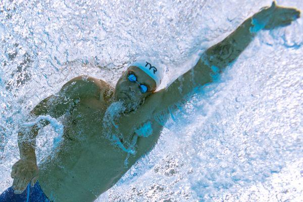 Retour réussi pour le nageur du CNM