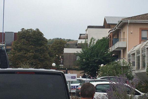 Le Raid intervient dans le quartier Rangueil à Toulouse