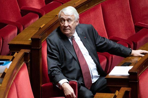 Claude Goasguen à l'Assemblée Nationale le 17 février 2020