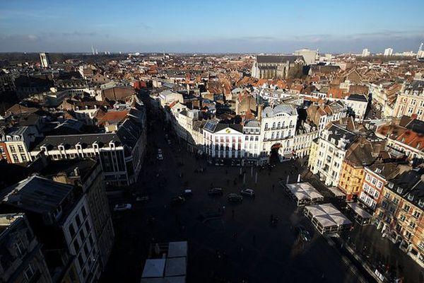 4% des Français seulement rêvent de vivre à Lille.