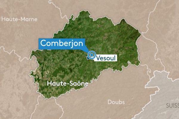 Commune de Comberjon.