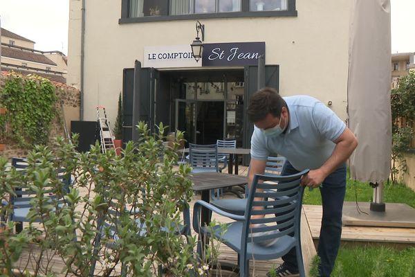 Emmanuel Macron a annoncé ce 30 avril que les terrasses des restaurants pourront rouvrir le 19 mai