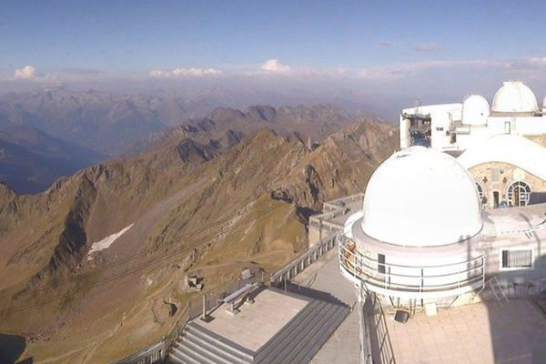 Webcam Pic du midi du 13 septembre 2016