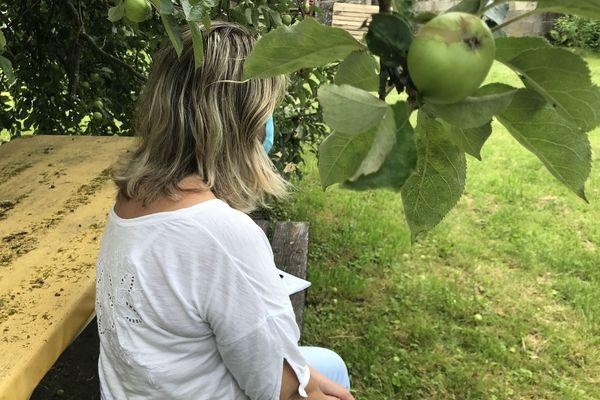 Témoignage de Patricia Parisot, une des aides-soignantes de l'Ehpad La Rosemontoise de Valdoie : son mari est mort du Covid-19