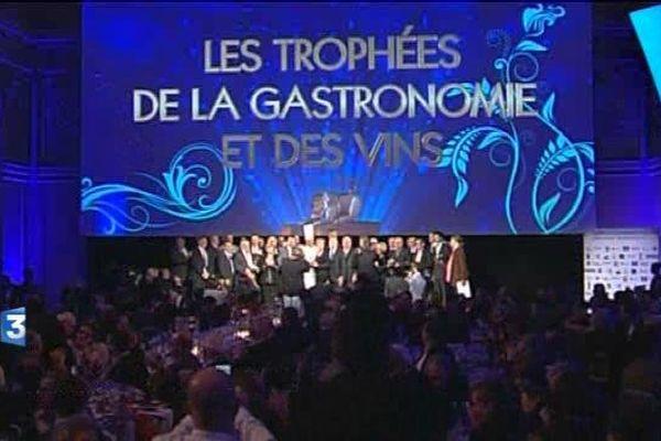 Les Trophées de la gastronomie 2014