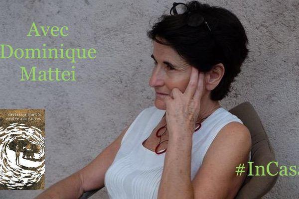 Dominique Mattei nous parle de Croire aux Fauves de Nastassja Martin, aux éditions Verticales