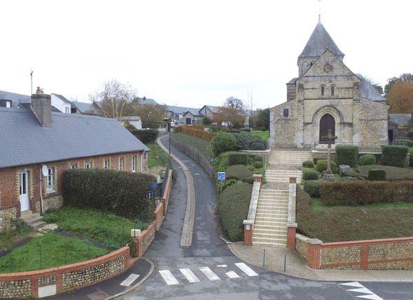 Manéglise, près du Havre, en Seine-Maritime