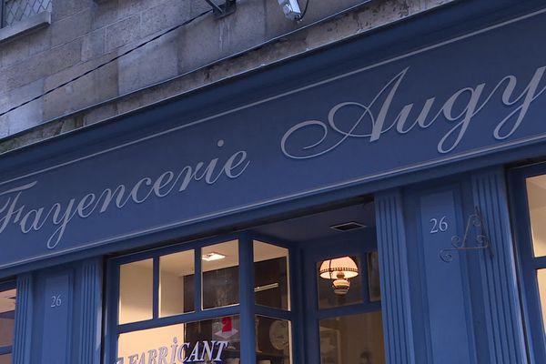 Les Augy avaient repris l'atelier en 1995.
