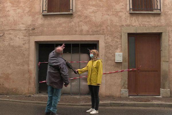 La maison de Max et Mireille Vaisset toujours fermée depuis 15 jours