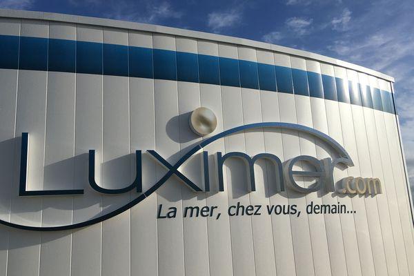 Le siège de Luximer à Saint-Quay-Portrieux