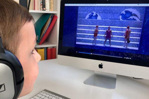 Un opéra pour enfant proposé par l'Opéra national du Rhin sur sa page Facebook : une bonne idée pour agrémenter ces vacances scolaires confinées.