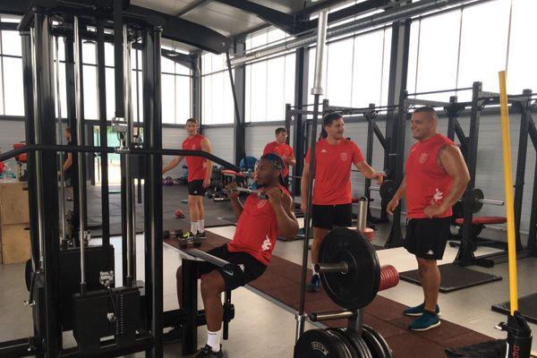 Les joueurs ont repris l'entraînement le 1er juillet