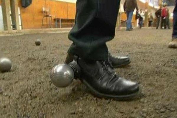 Le ramasse boules
