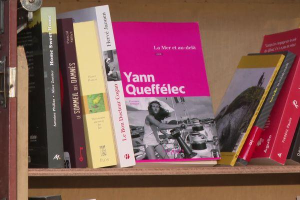 La Mer et au-delà, dernier livre de Yann Queffélec