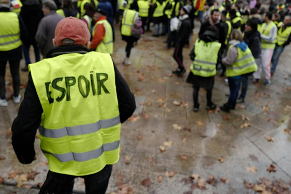 """Florian Philippot a déposé la marque """"Les gilets jaunes"""", mais il n'est pas le seul - Photo d'illustration"""