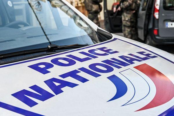 La police a retrouvé des douilles sur le lieu de la fusillade à Montargis. Photo d'illustration.