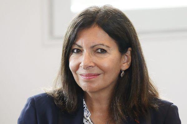 Anne Hidalgo, maire de Paris (PS).