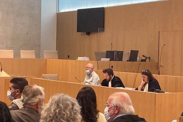 Claude Gorsky jugé pour tentative d'assassinat de son voisin à Ychoux. Le réquisitoire et le verdict sont attendus ce jeudi 7 octobre 2021 aux Assises de Mont-de-Marsan