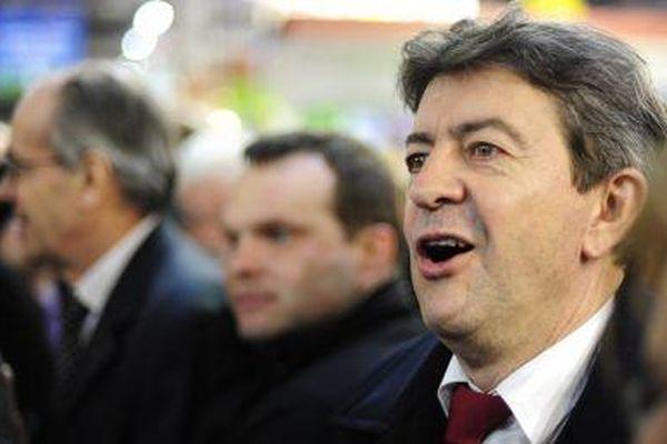 Mélenchon et le Front de gauche appelle à manifester ce Dimanche à Paris