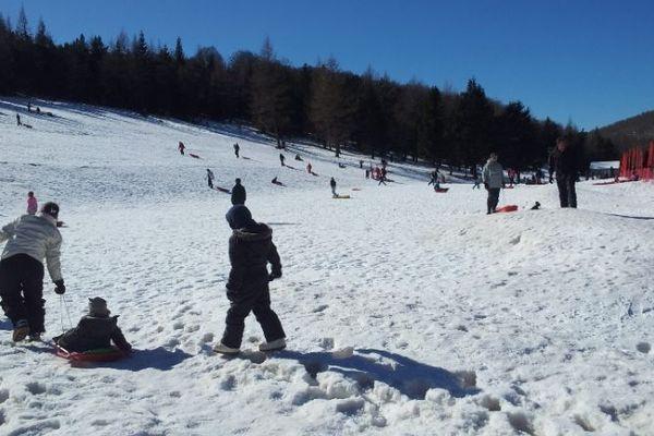 L'Espérou, à 25 mn de Lanuéjols, est un village de montagne proche de la station de sports d'hiver de Prat Peyrot.
