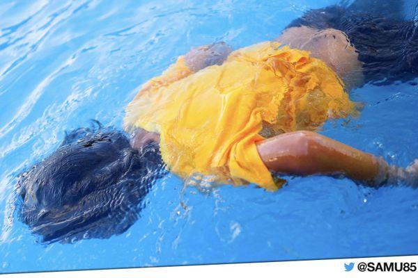 Entre le 1er juin et le 14 juillet, 12 personnes sont passées aux urgences en raison d'une noyade en Pays de la Loire.