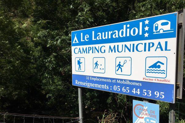 Le camping du Lauriadol dans l'Aveyron propose une réduction de 50% aux soignants sur leurs séjours.